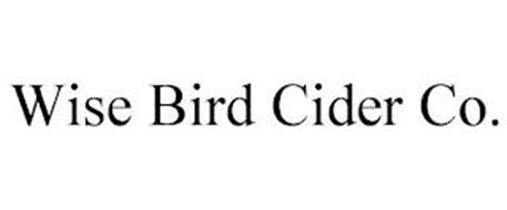 WISE BIRD CIDER CO.
