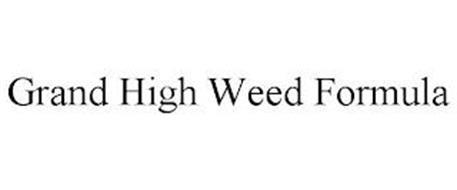GRAND HIGH WEED FORMULA