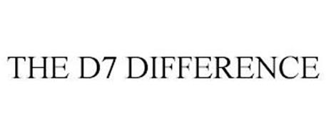 THE D7 DIFFERENCE