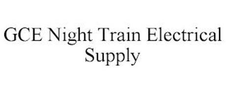 GCE NIGHT TRAIN ELECTRICAL SUPPLY