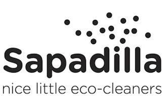 SAPADILLA NICE LITTLE ECO-CLEANERS