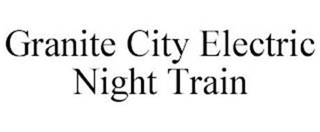 GRANITE CITY ELECTRIC NIGHT TRAIN