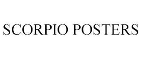 SCORPIO POSTERS
