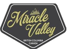 MIRACLE VALLEY BRITISH COLUMBIA CANADA