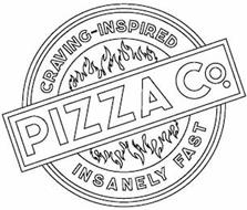PIZZA CO. CRAVING-INSPIRED INSANELY FAST