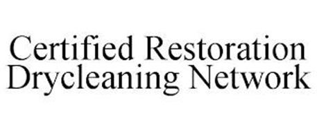 CERTIFIED RESTORATION DRYCLEANING NETWORK