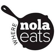 WHERE NOLA EATS
