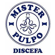 MISTER PULPO DISCEFA