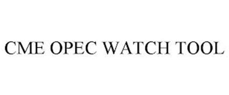 CME OPEC WATCH TOOL