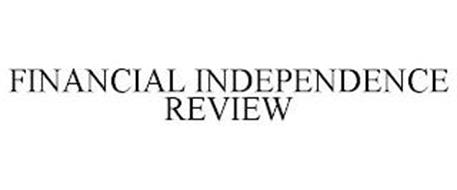 FINANCIAL INDEPENDENCE REVIEW