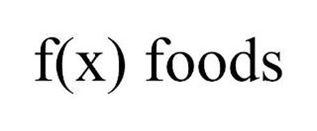 F(X) FOODS