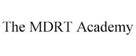 THE MDRT ACADEMY