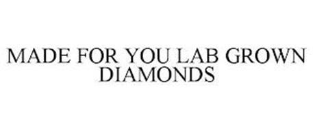 MADE FOR YOU LAB-GROWN DIAMONDS