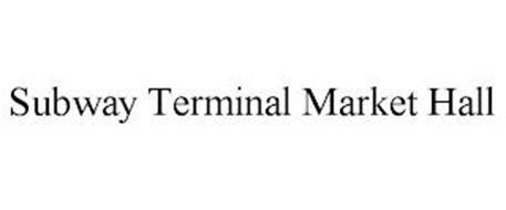 SUBWAY TERMINAL MARKET HALL