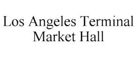 LOS ANGELES TERMINAL MARKET HALL