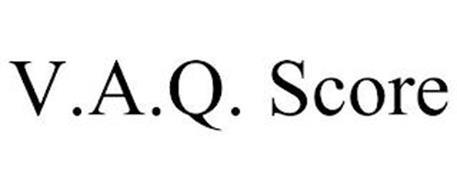 V.A.Q. SCORE