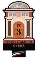 N 3 VINUM ITALICUM OPERA