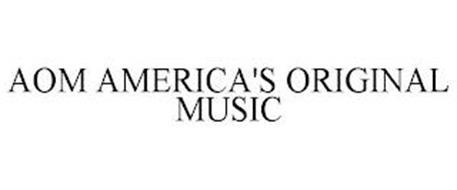 AOM AMERICA'S ORIGINAL MUSIC