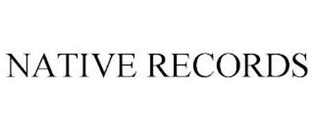 NATIVE RECORDS