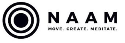 NAAM MOVE. CREATE. MEDITATE.