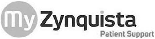 MY ZYNQUISTA PATIENT SUPPORT