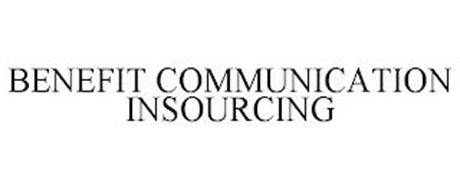 BENEFIT COMMUNICATION INSOURCING