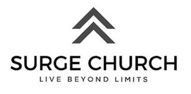 SURGE CHURCH LIVE BEYOND LIMITS