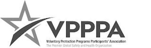 VPPPA VOLUNTARY PROTECTION PROGRAMS PARTICIPANTS' ASSOCIATION THE PREMIER GLOBAL SAFETY AND HEALTH ORGANIZATION