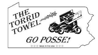 THE TORRID TOWEL GO POSSE! MADE IN THE USA