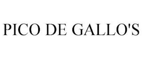 PICO DE GALLO'S
