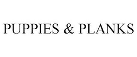 PUPPIES & PLANKS