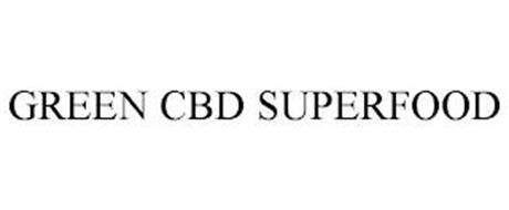 GREEN CBD SUPERFOOD