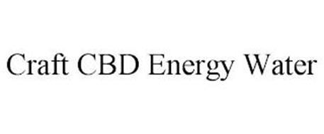 CRAFT CBD ENERGY WATER