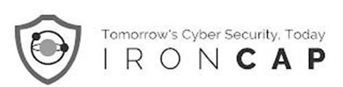 IRONCAP TOMORROW'S CYBER SECURITY. TODAY