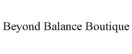 BEYOND BALANCE BOUTIQUE