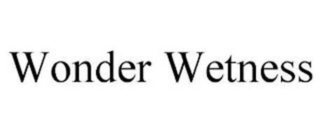 WONDER WETNESS