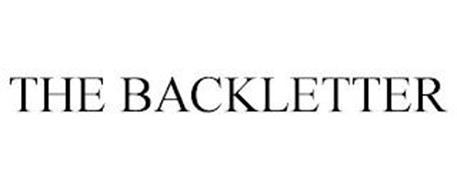 THE BACKLETTER