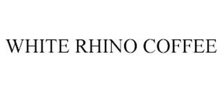 WHITE RHINO COFFEE