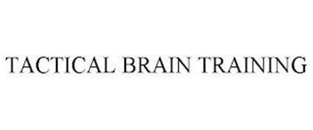 TACTICAL BRAIN TRAINING