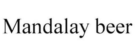 MANDALAY BEER