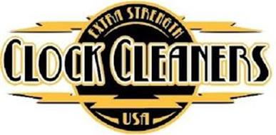 EXTRA STRENGTH CLOCK CLEANERS USA