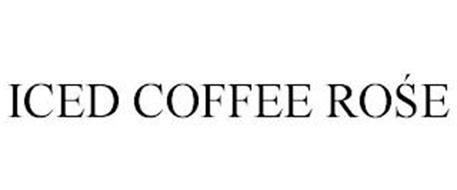 ICED COFFEE ROSÉ