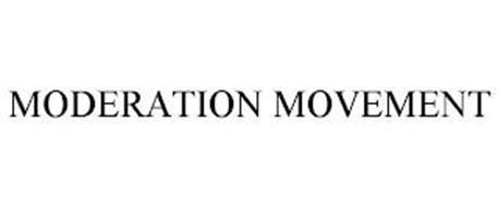 MODERATION MOVEMENT
