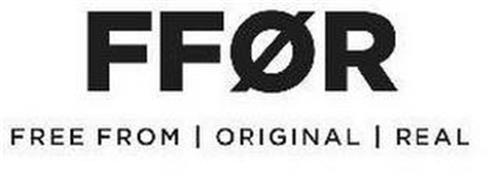 FFOR  FREEFROM  | ORIGINAL | REAL