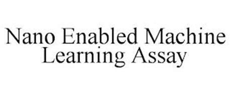 NANO ENABLED MACHINE LEARNING ASSAY