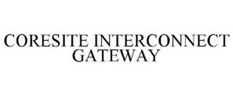CORESITE INTERCONNECT GATEWAY