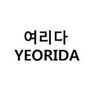 YEORIDA