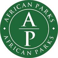 AFRICAN PARKS AFRICAN PARKS AP