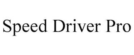 SPEED DRIVER PRO