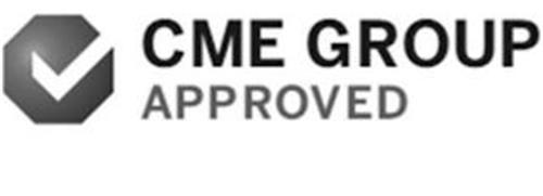CME GROUP APPROVED